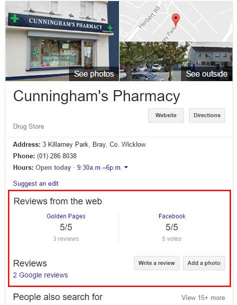 cunninghams-pharmacy-reviews
