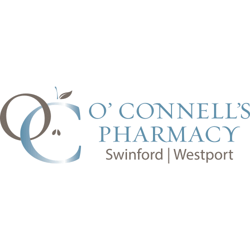 O'Connell's Pharmacy Swinford and Westport partner with Enable Marketing for website design and logo design